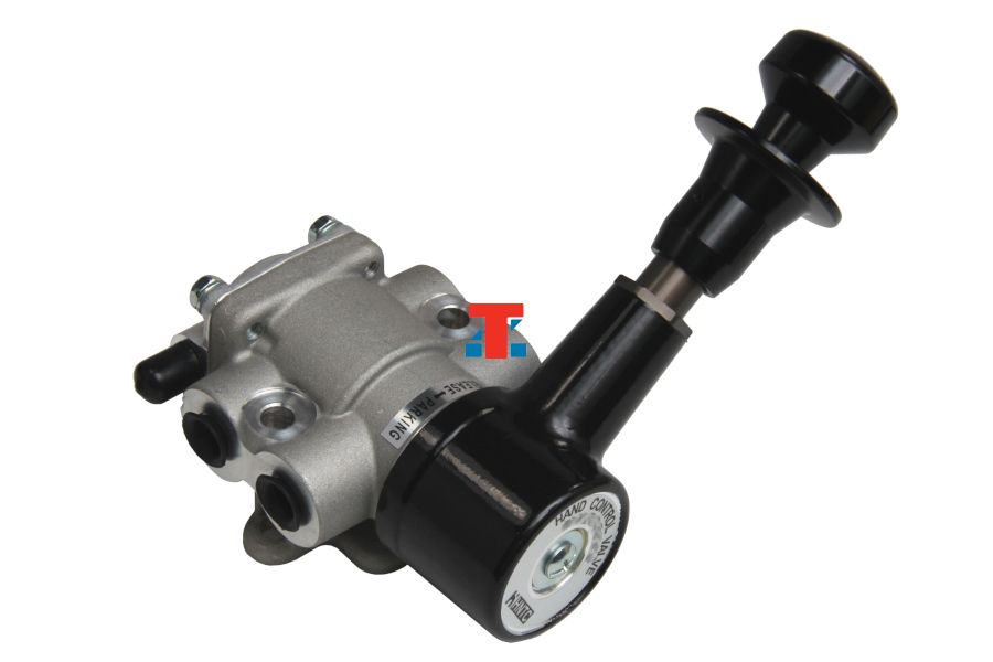 HAND CONTROL VALVE ASSEMBLY